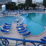 Thermal pools at Park Hotel Michaelangelo
