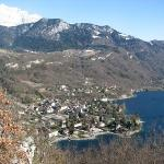 another town on Lac d'Annecy