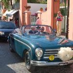 Procida (in realtà Ischia qui) - Matrimonio in stile per le vie del centro.