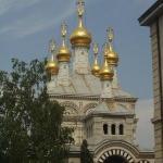 Eglise Russe Bild