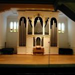 Beckerath Organ in Lee Chapel, Elizabeth Hall