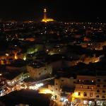 Casablanca at night