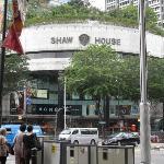 """Bienvenidos a la calle Amazonas de Singapur xD!! Este sector es """"Orchard Road""""  el mas transitad"""