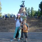 Cerro de la gloria, Pque san martin, Mendoza
