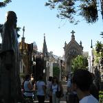 Cementerio Recoletta