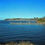 Flensburg - irgendwo am anderen Ende des Hafens auf einer Landzunge
