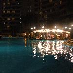 The pool at the Renaissance