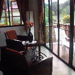 interieur bungalow