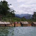 Orang Asli Settlement - Rafting House