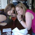 Girls With Cocktail