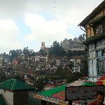 View from Shimla Mall