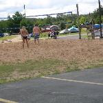 Vollyball Court
