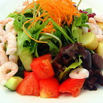 Bay Shrimp Salad