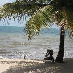 Maya Beach - complimentary kayak