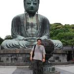 Kotoku-in (Great Buddha of Kamakura) ภาพถ่าย