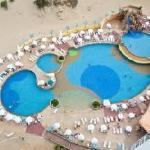 Burgas hotel´s pool