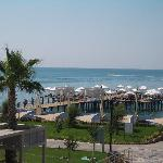 Hotel pier