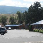 Trai's End Motel, Dubois, WY
