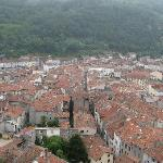 Foix from the Chateau