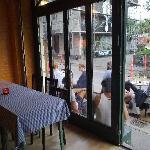 Café le Coq, summer evening