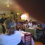 Café le Coq, restaurant
