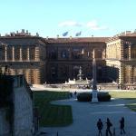 Palazzo Pitti ภาพถ่าย