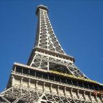 Eiffel Tower Experience at Paris Las Vegas ภาพถ่าย