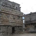Palacete de Chichen Itza