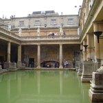 The Roman Baths Photo