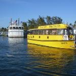 Fort Lauderdale, FL, USA Watertaxi