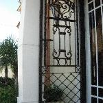 Beautiful Rod Iron Front Doors to Vista Catalina Golden Suites