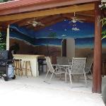 Kioska for shade and entertaining