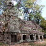 The firehouse at Preah Khan