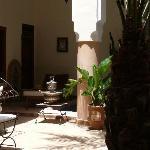 RDC Riad autour de la Piscine