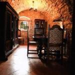 stanza di pietra originale del XVII secolo