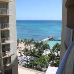 View from Waikiki Beach Hotel