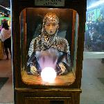 Fortune Teller at Playland Rehoboth Beach