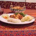 poulet chichi kebbab , un vrai délice!!