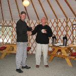 Peter & Dwight D. Eisenhour