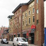 Front View - Ibis Carlisle