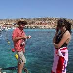 Take a boat trip to Comino and Gozo