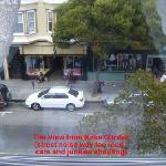 NOISY STREET VIEW