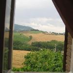 VIEW FROM LA CALLA WINDOW