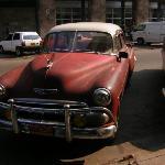 tipica auto a l'Avana