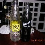 La coca-cola antigüa