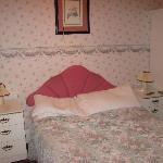 Grandma's bed