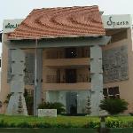 Sparsa Resort - Entrance