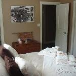 Roomy, private bedroom & ensuite