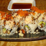 Crunch Roll (Eel)