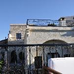 Sacred House:Faeries Nest on top left